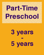 Part-time preschool