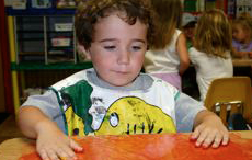 Part-time preschool program